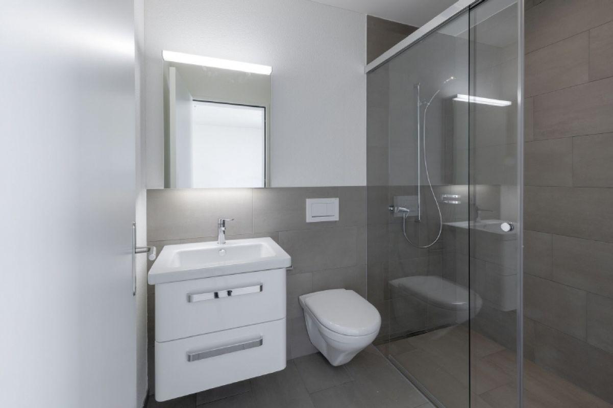 Badezimmer Geschoss