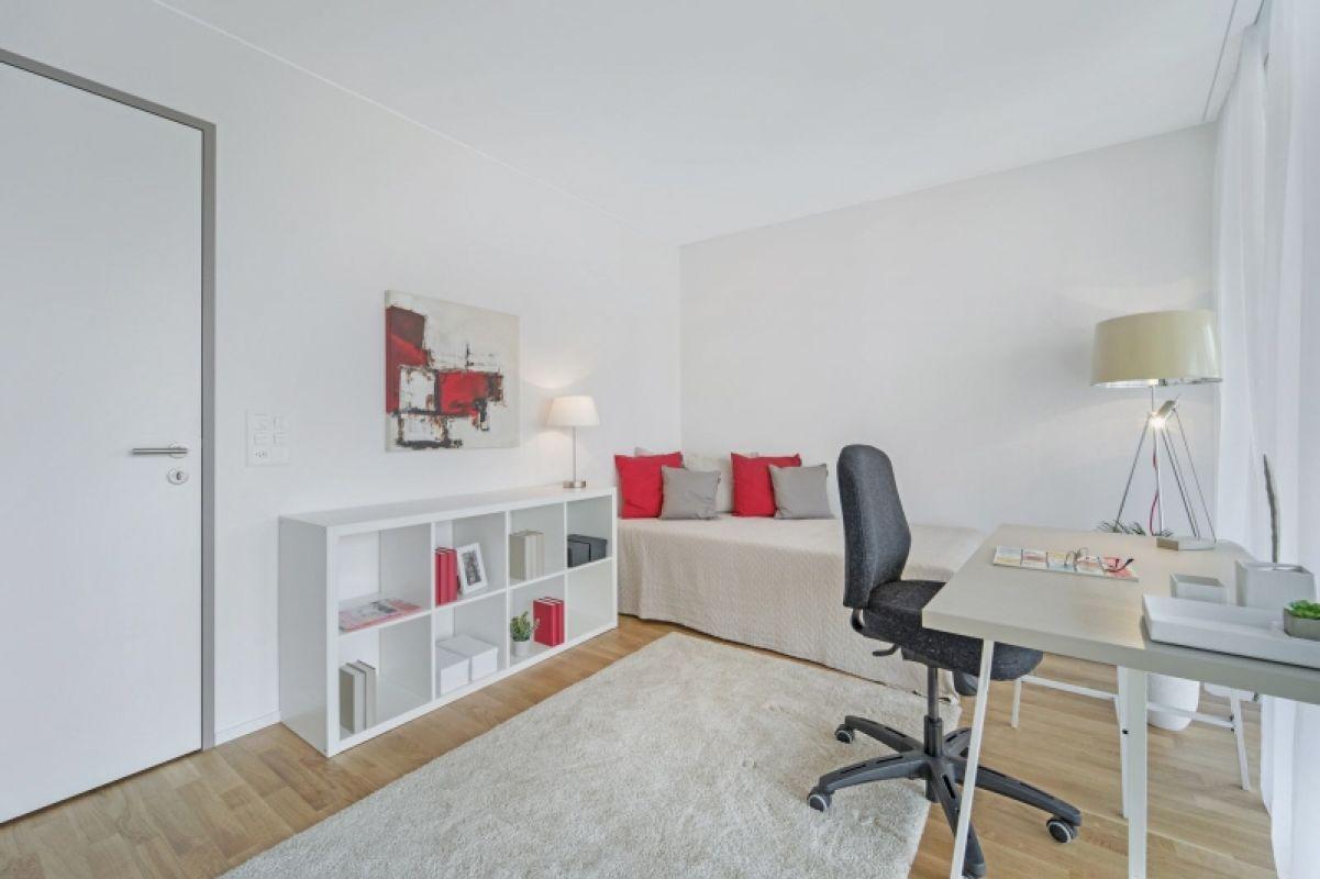 Zimmer 2 (Musterwohnung Eigentum)