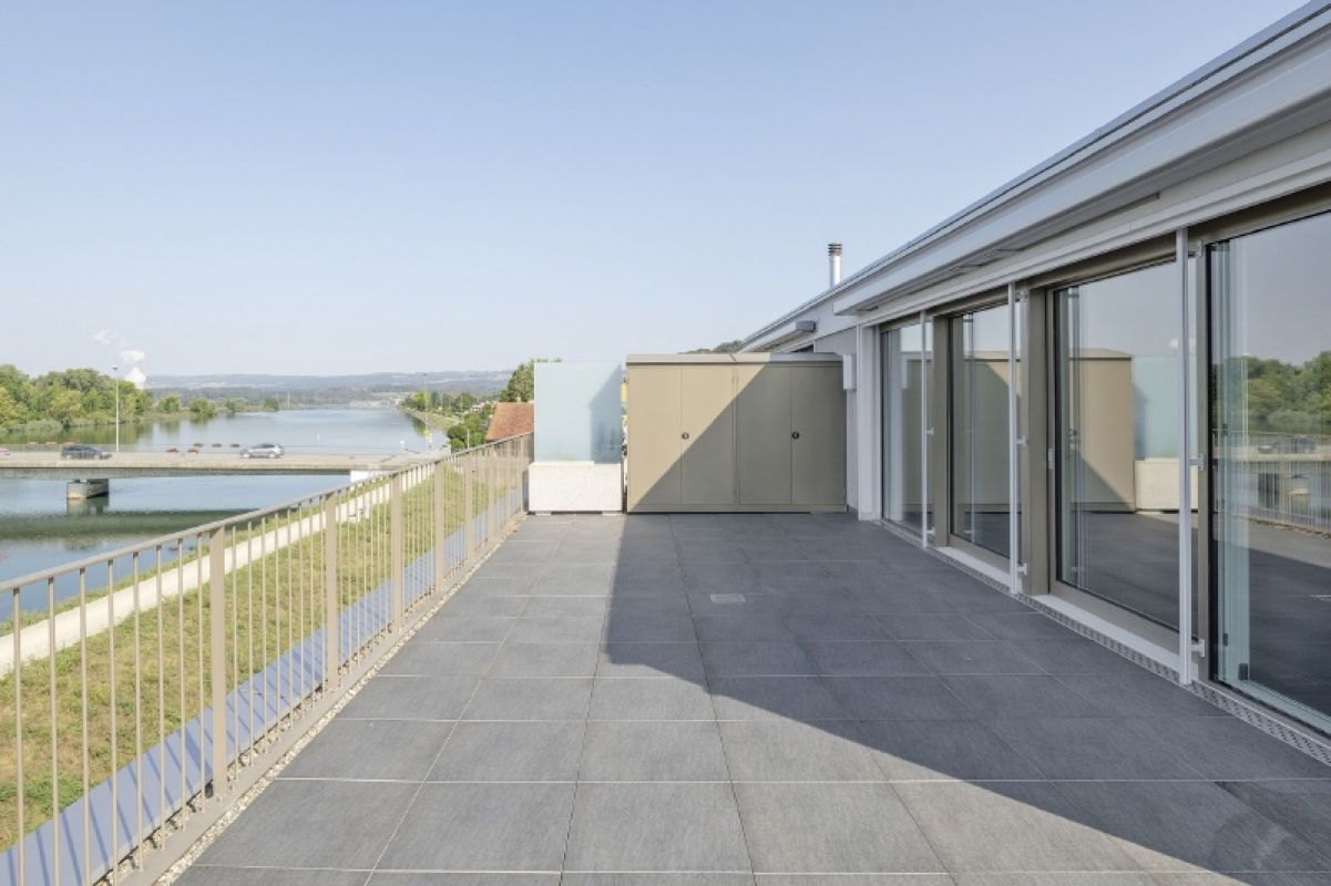 Terrassenbereich oben