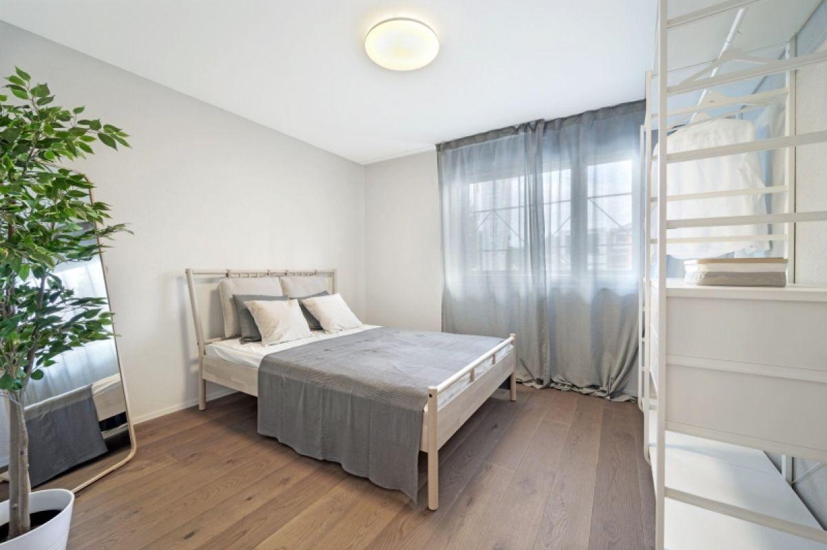 Zimmer 2 (Musterwohnung)
