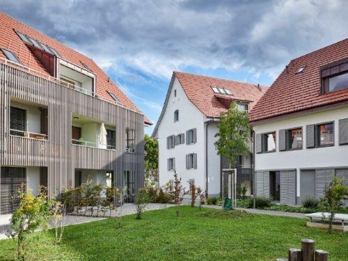 Wohnüberbauung 1