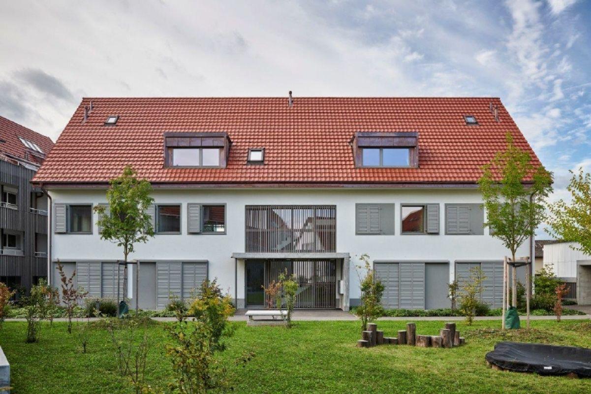 Wohnüberbauung 2