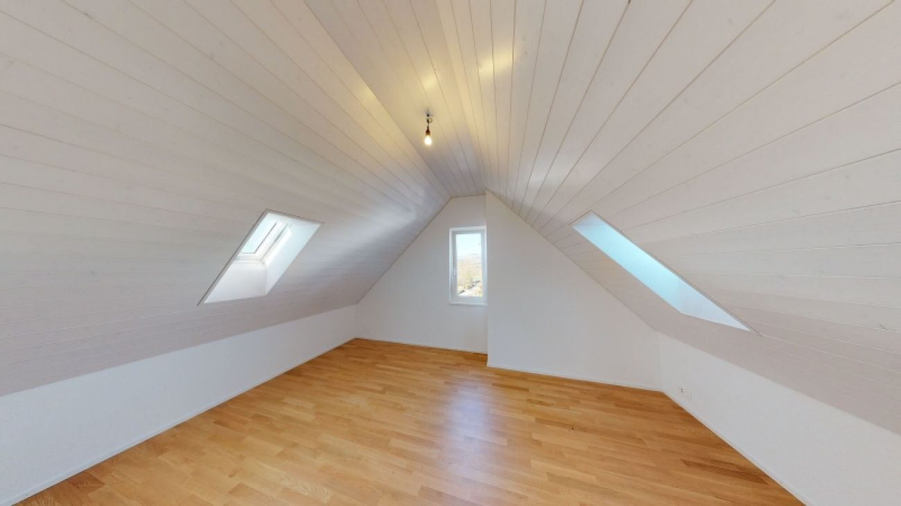 Maisonette Dachzimmer