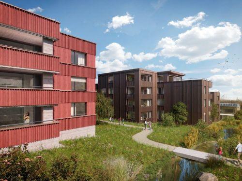 Visualisierung Eigentumswohnungen
