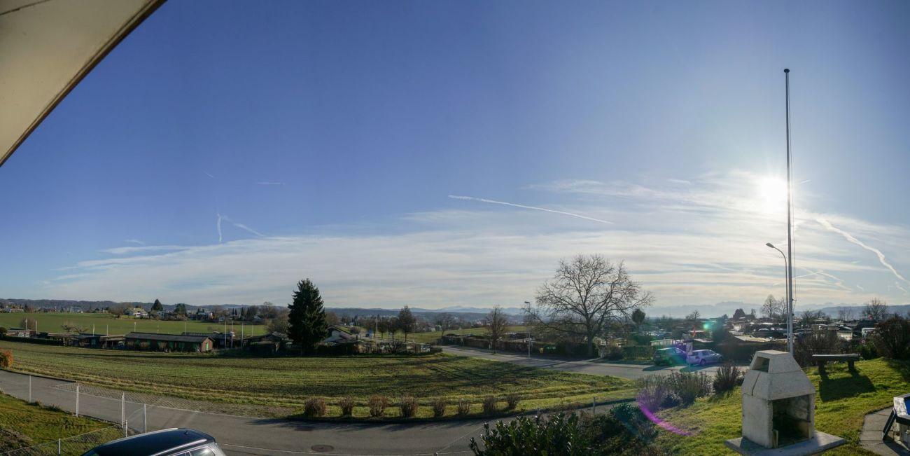 Panorama-Aussicht