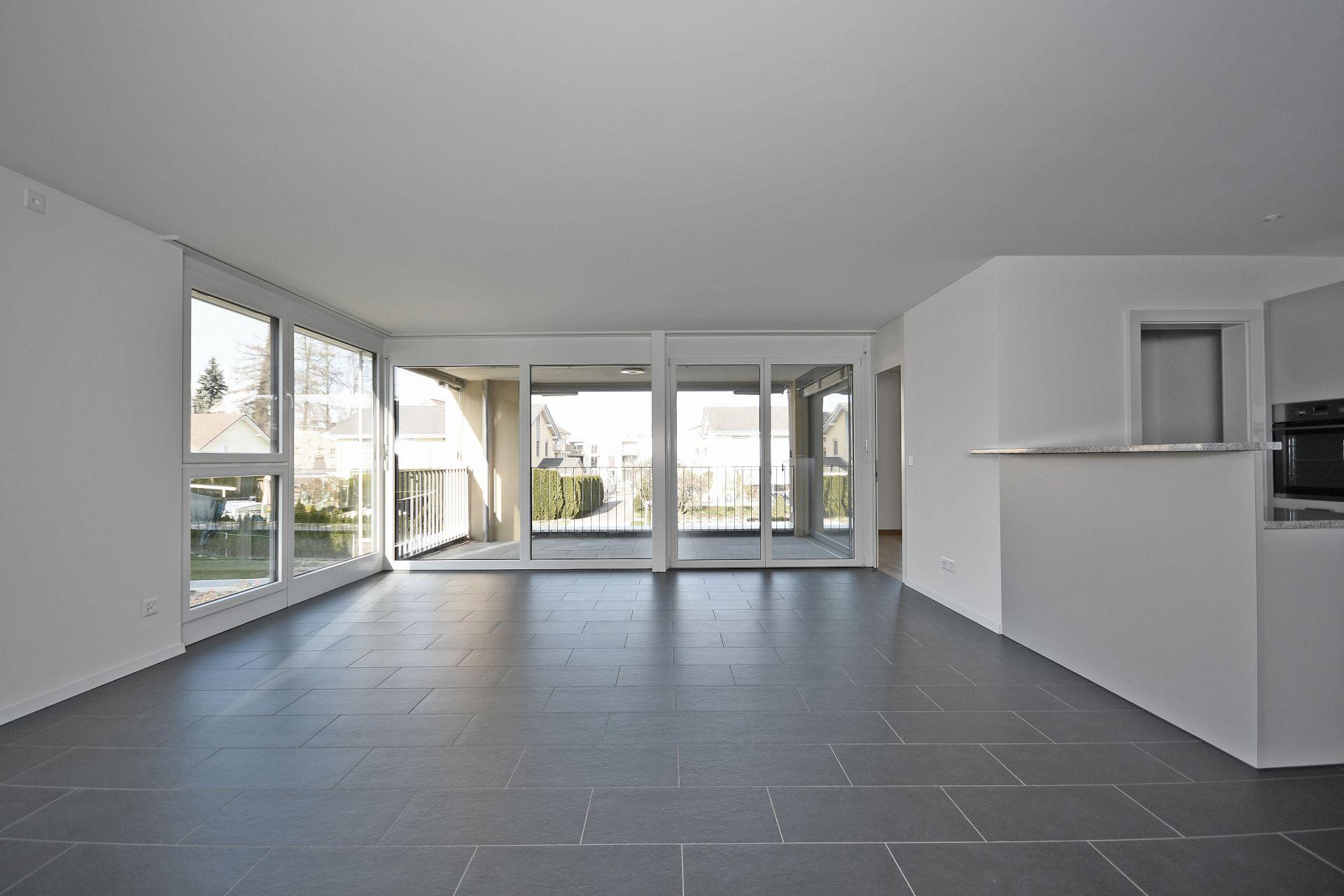 Schöne & moderne Wohnung, Wohnüberbauung TRIO