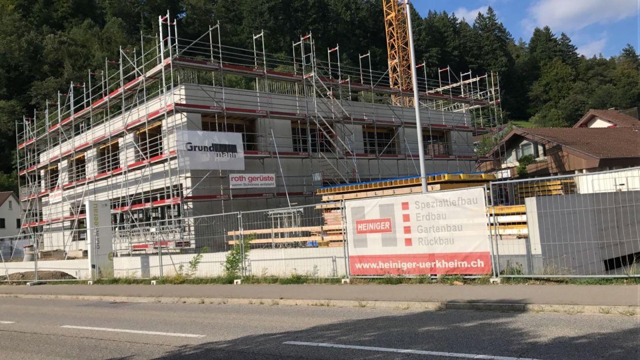 Immobilienverwaltung Kirchleerau