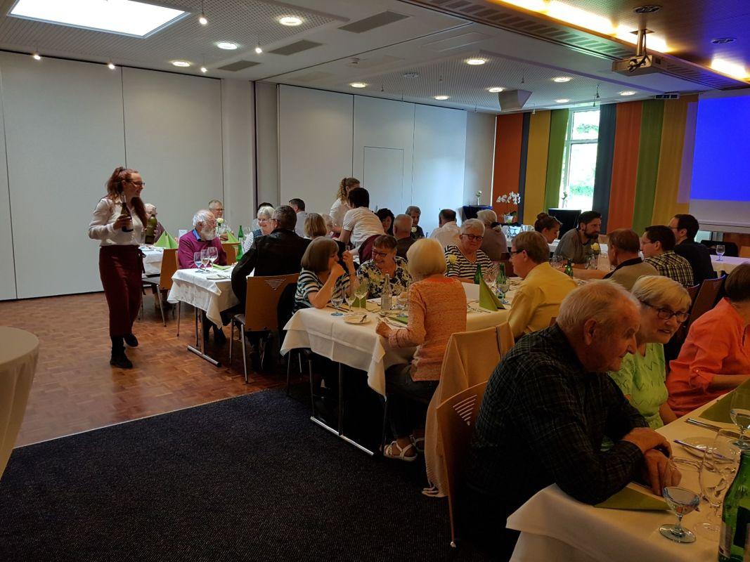 Casa Rema Generalversammlung Wohnbaugenossenschaft Aarau