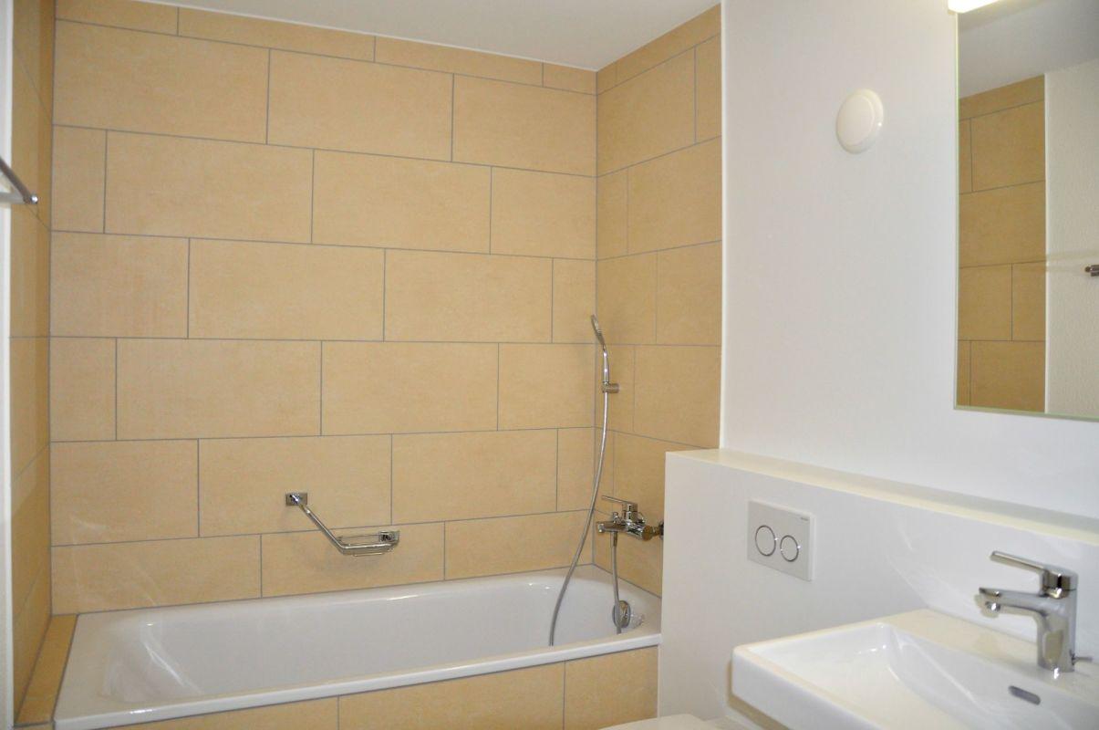 Wohnung Aarau Badezimmer