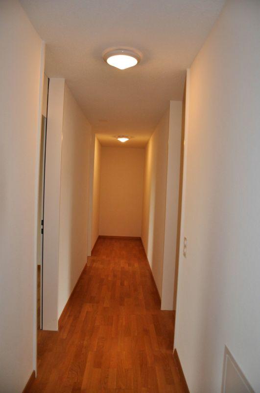 Korridor Wohnung Aarau