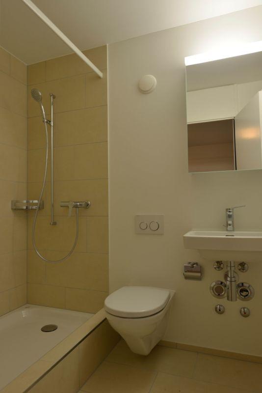 WC / Dusche Wohnung Aarau