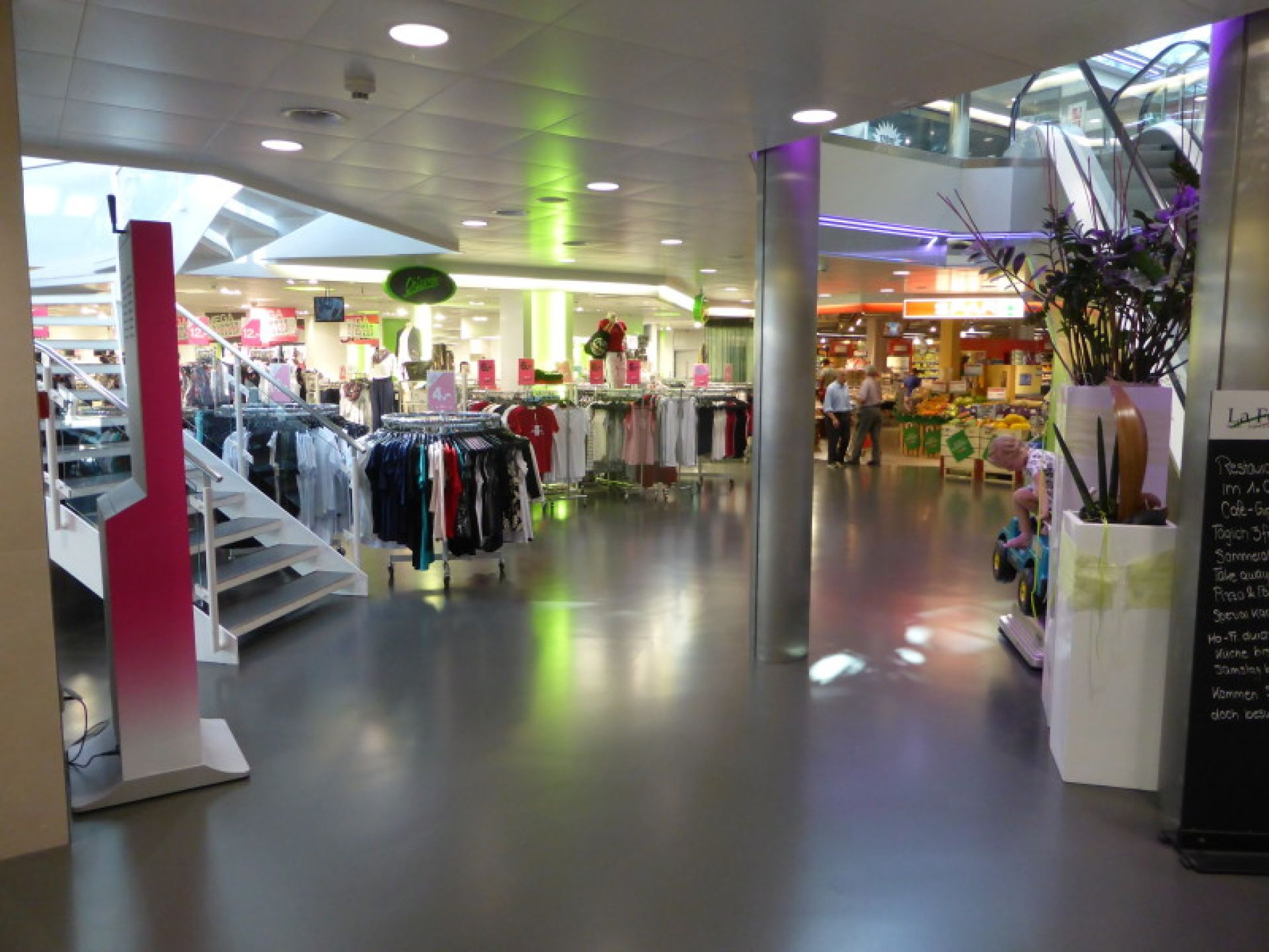 Verkaufsfläche an Top-Lage - Gutenberg-Zentrum