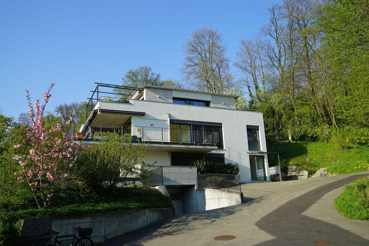 Reserviert: 5,5-Zimmerwohnung 185m2 an ruhiger Top-Lage in Binningen