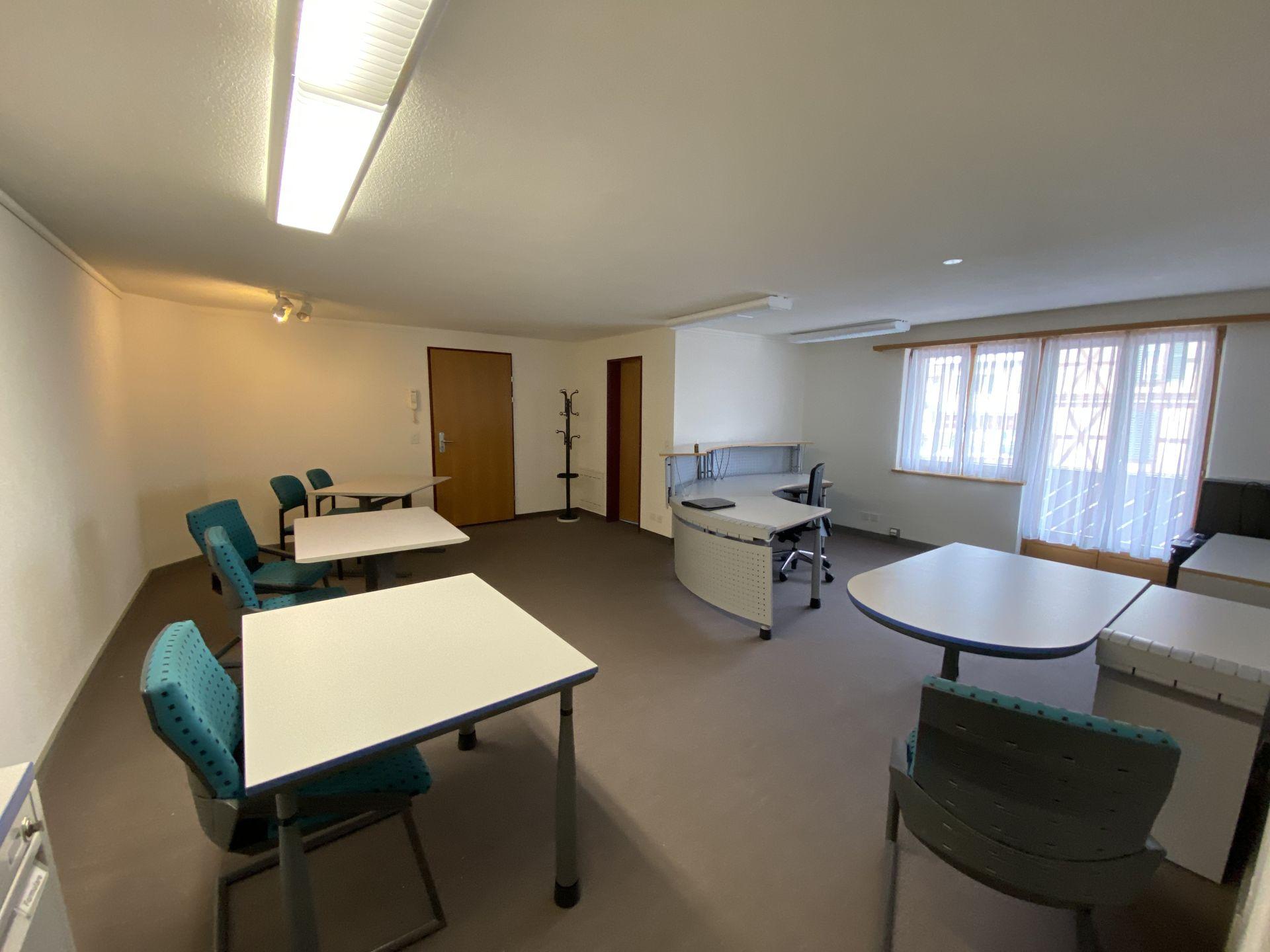 Büroräume im Zentrum von Zweisimmen