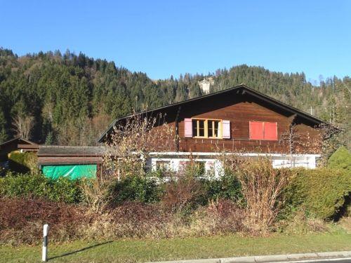Direkt im Ski- und Wandergebiet von Marbach