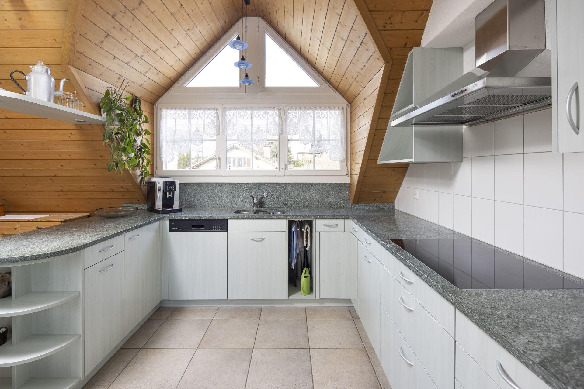 Sonnige Dachmaisonette-Wohnung