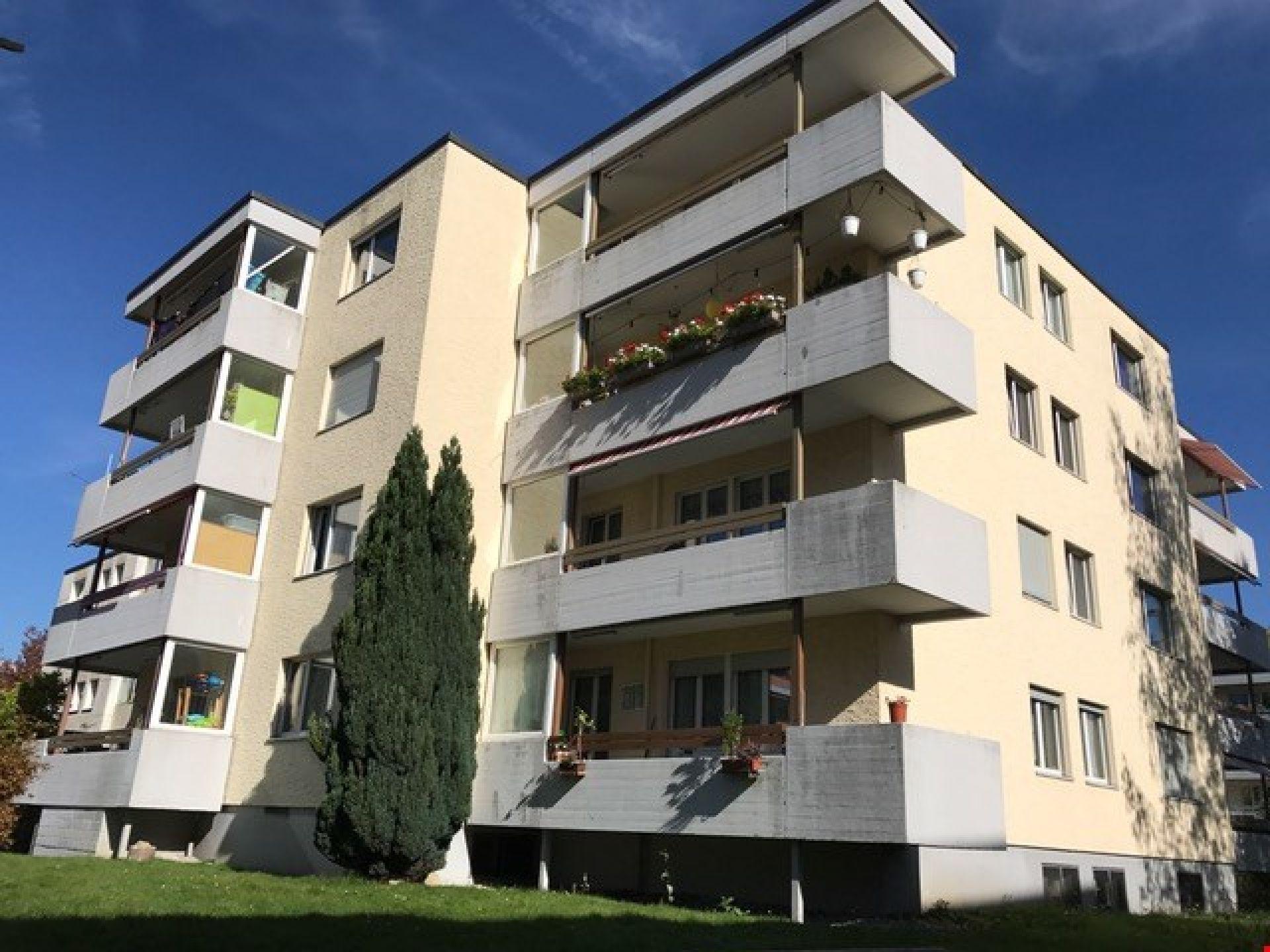 Grosszügige Mietwohnung im Lindenhof-Quartier