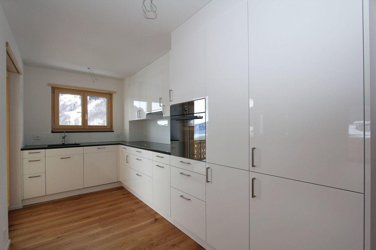 komfortable 4½-Zimmerwohnung im 1. OG Haus Allegria Klosters