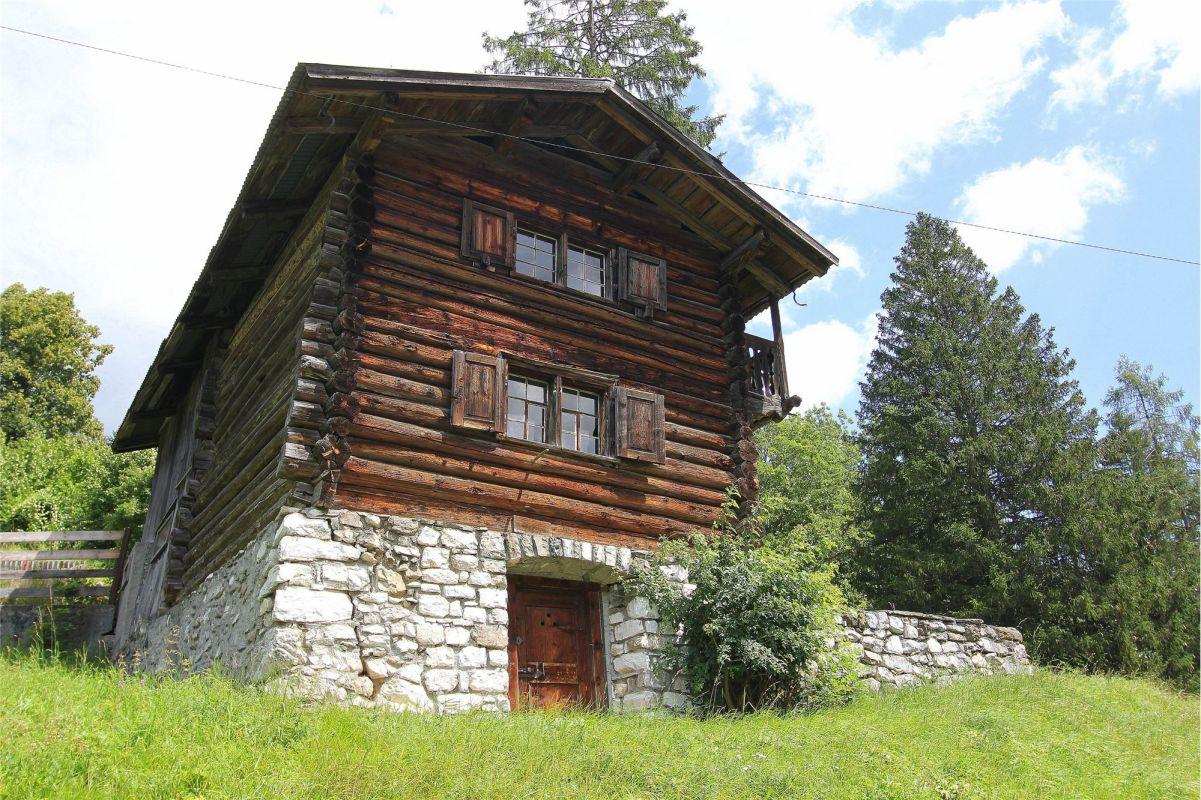 3 Walserhäuser an einzigartiger Lage