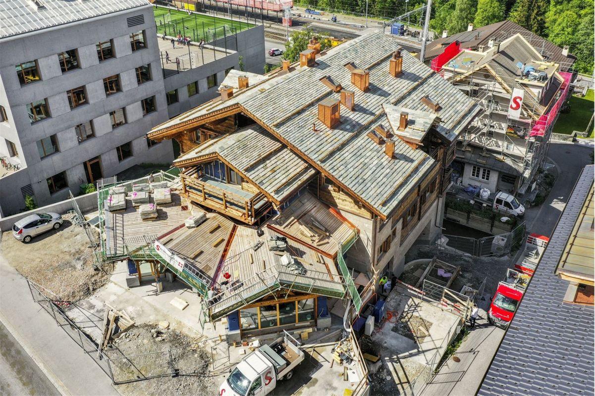 HUS THEO - Neubau an sehr zentraler Lage  - 3½-Zimmerwohnung im EG, Zweitwohnung