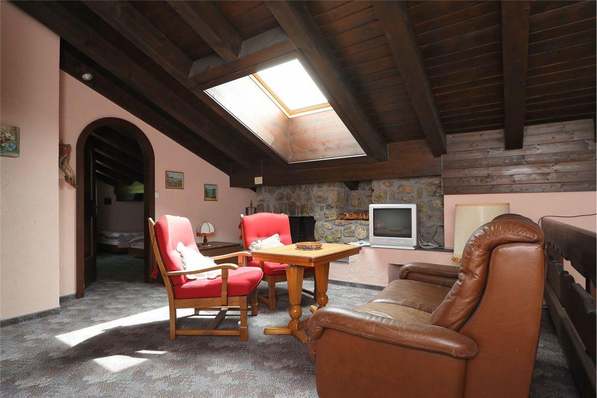 Maisonette-Wohnung im Dachgeschoss