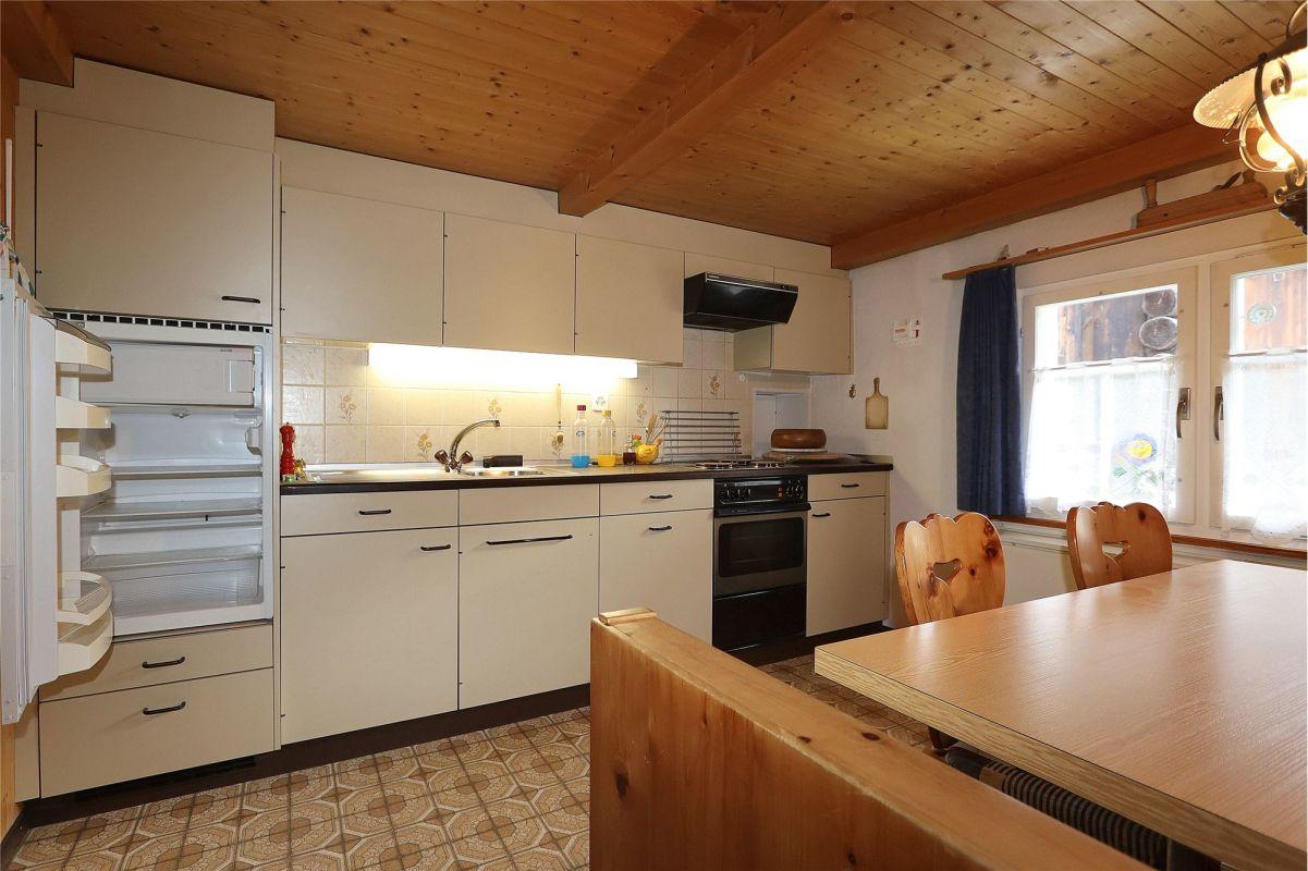 1. Obergeschoss Küche