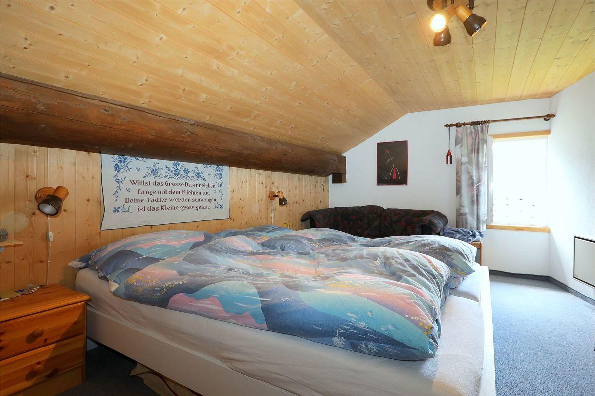 2. Obergeschoss Doppelschlafzimmer