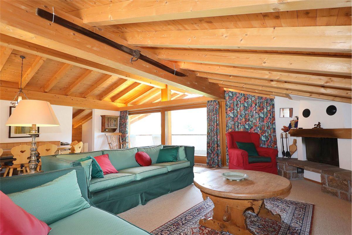 4½-Zimmer-Wohnung mit Dachterasse