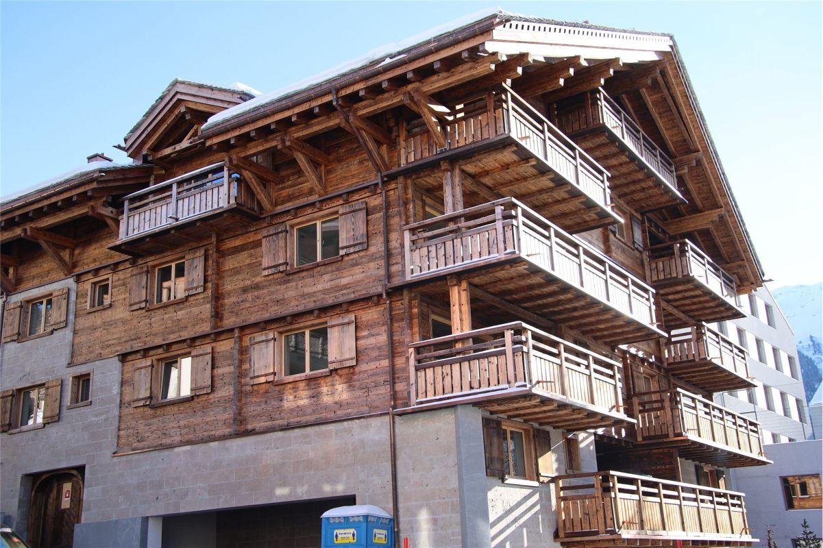 Neubau Zweitwohnung - 4½-Zimmer-Wohnung im Zentrum von Klosters Platz