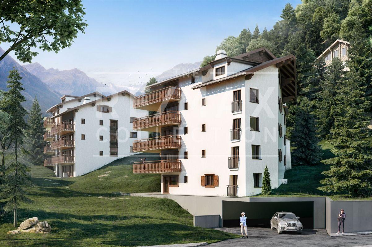 "4½ Zi.-Whg. im Neubau ""Silvretta Residenzen"""