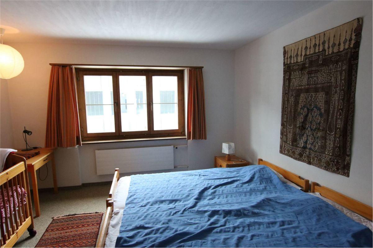 2½ Zimmer-Ferienwohnung mit Südbalkon