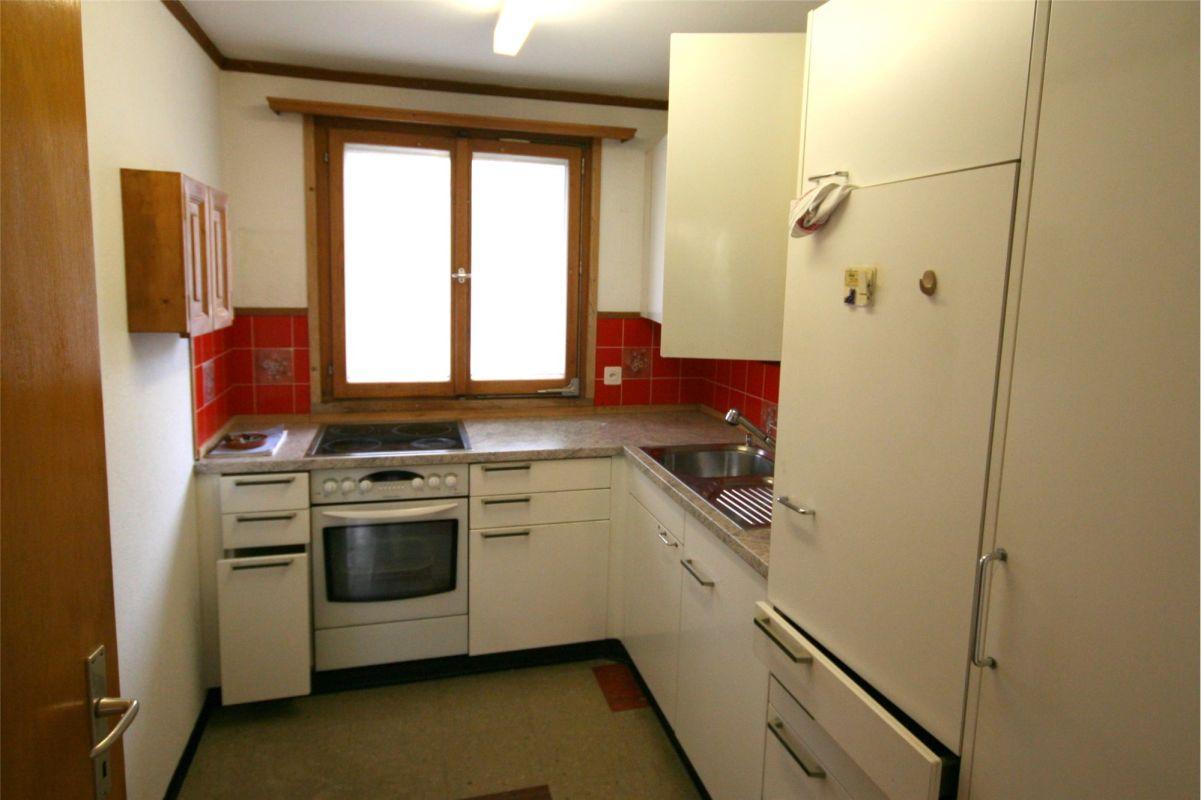 Küche EFH Parzelle 19
