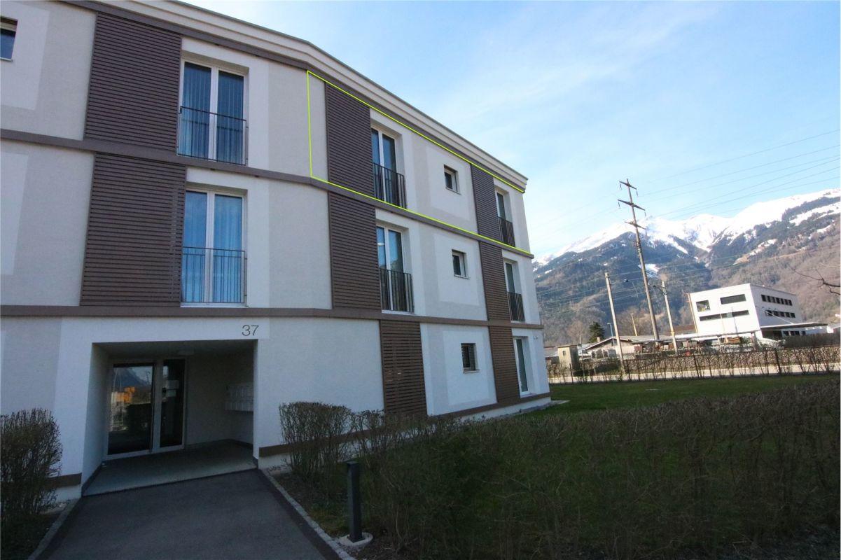 4.5 Zimmerwohnung mit Südbalkon
