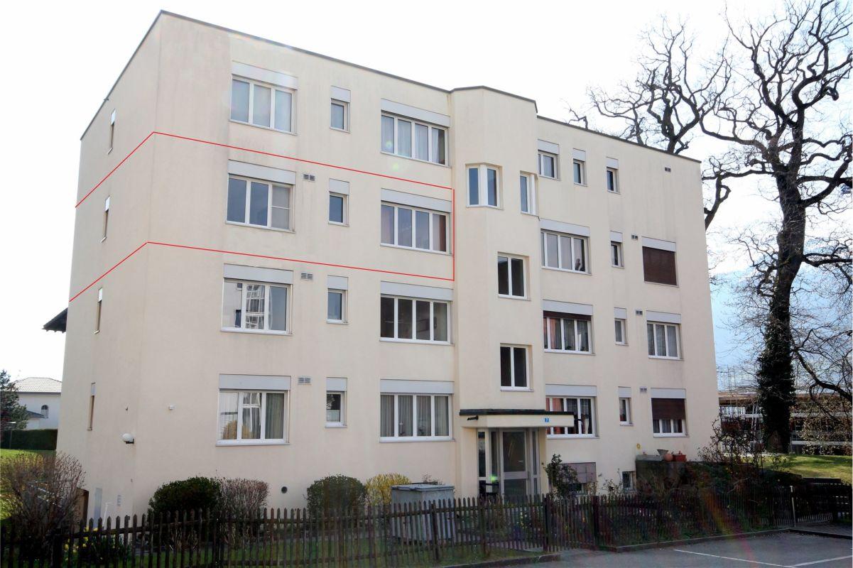 Nordostansicht Wohnung 2.OG