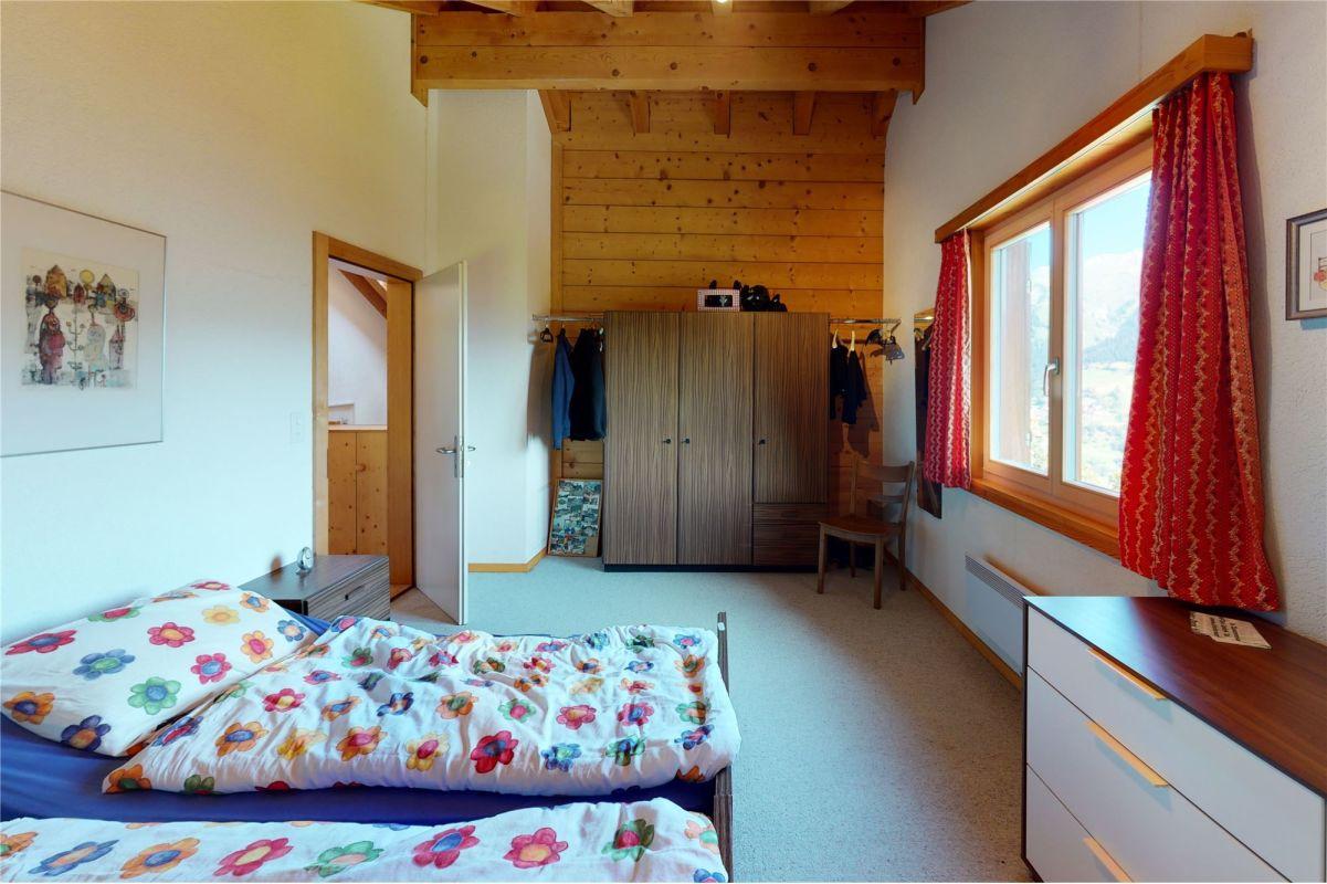 Zimmer Dachgeschoss - 4 ½ Zimmerwohnung