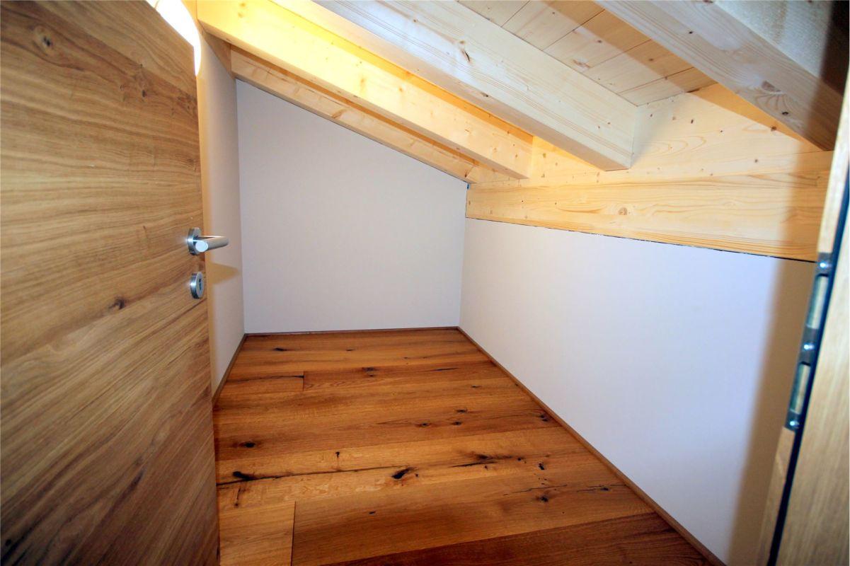 Estrich, Stauraum im Dachgeschoss