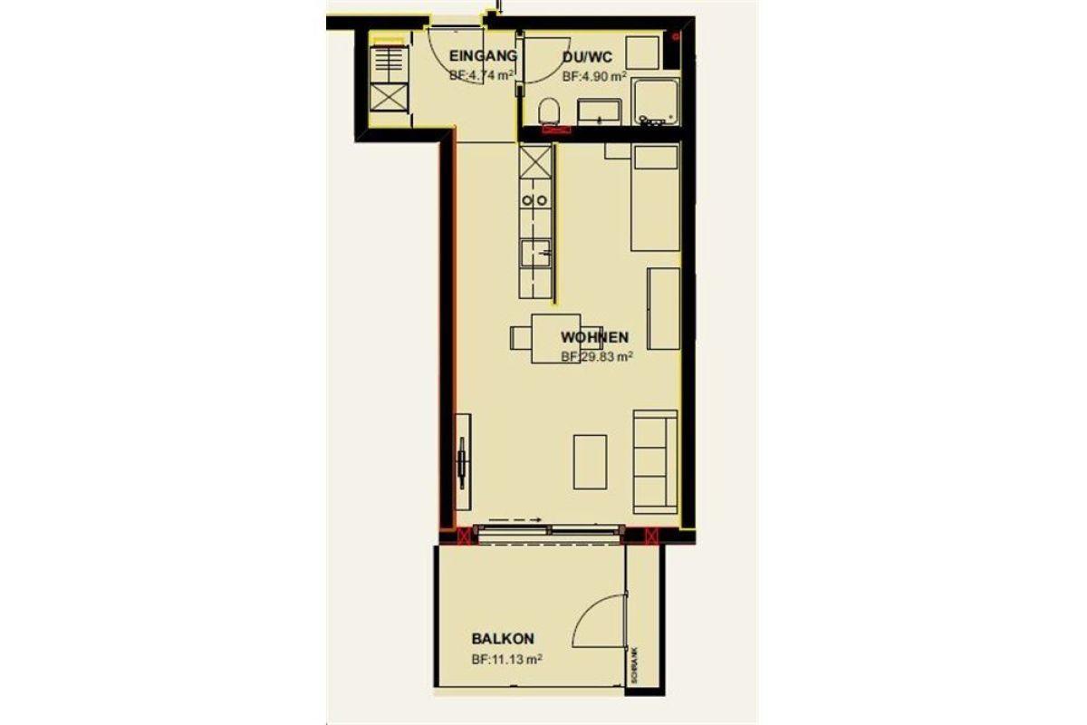 1½ Zimmerwohnung im DG / Erstbezug 01. April 2021