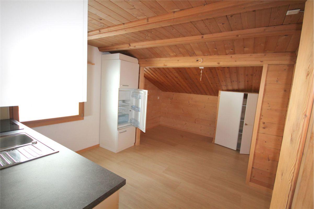 Küche - Dachgeschosswohnung