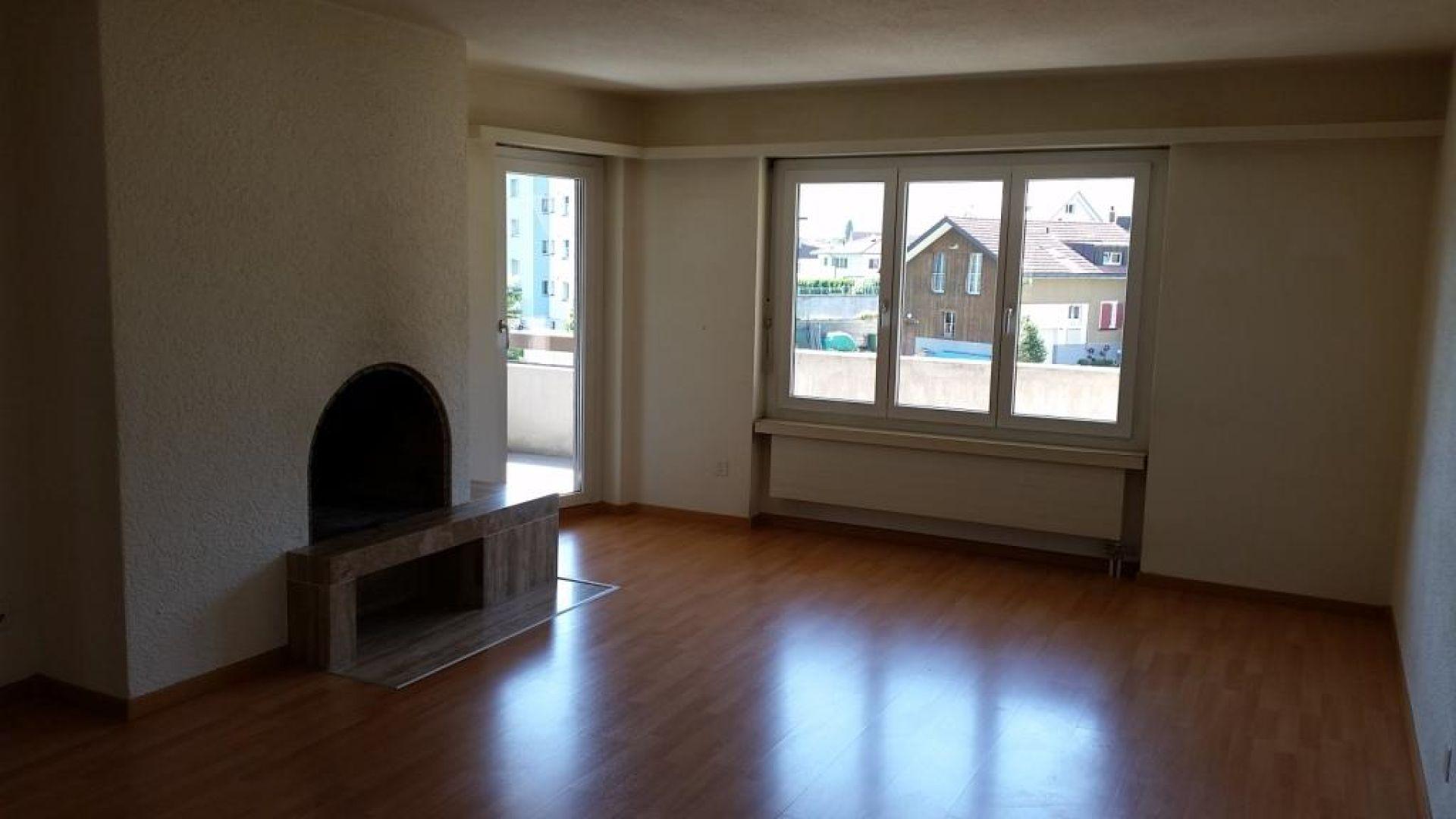 Miete: Gemütliche Wohnung mit sonnigem Balkon