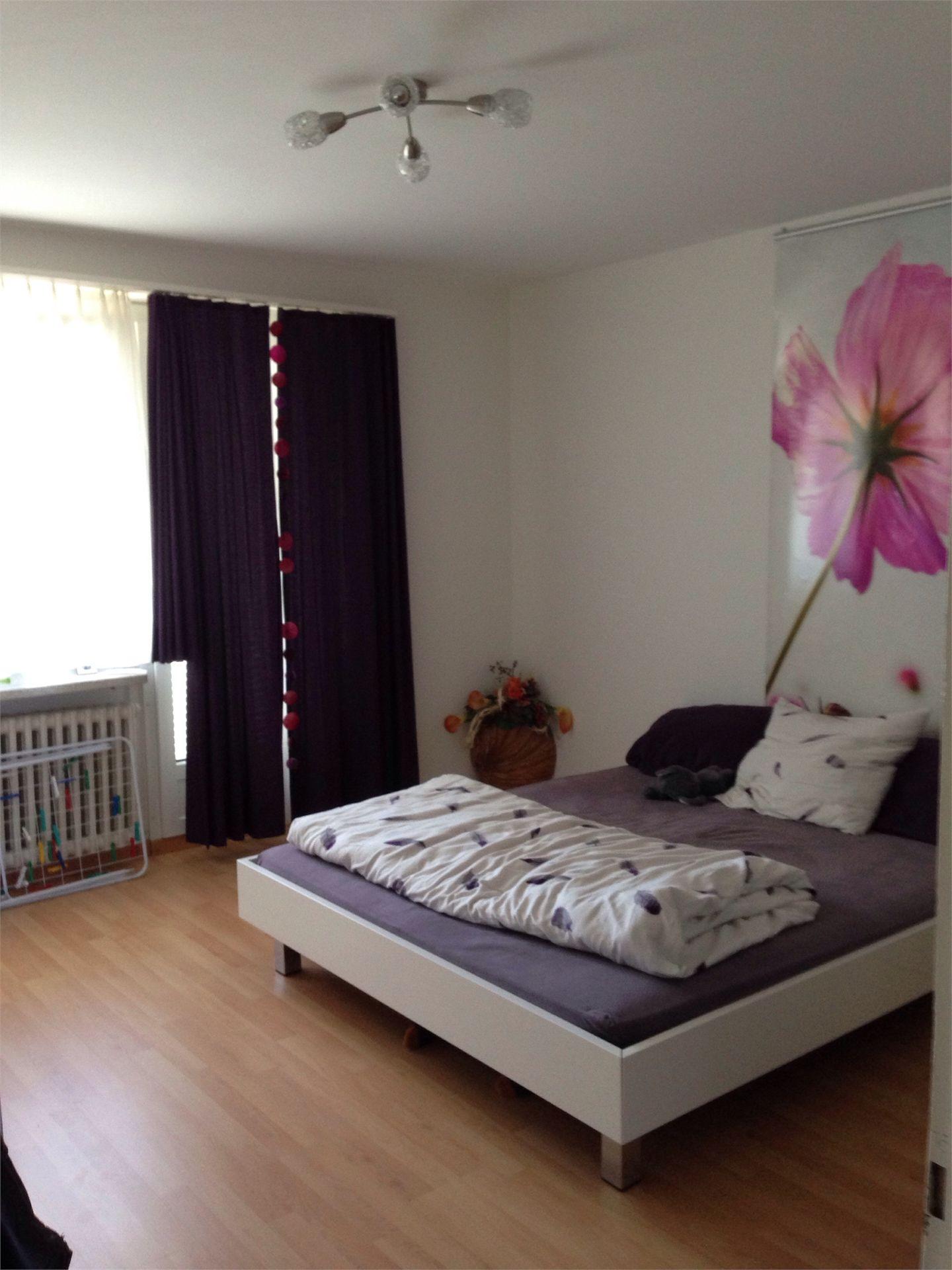 Miete: Gemütliche Wohnung an sonniger und ruhiger Lage