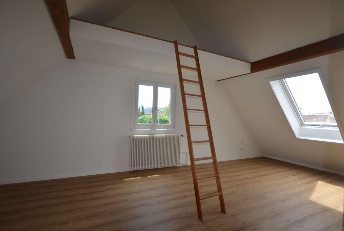 Zimmer mit Galerie