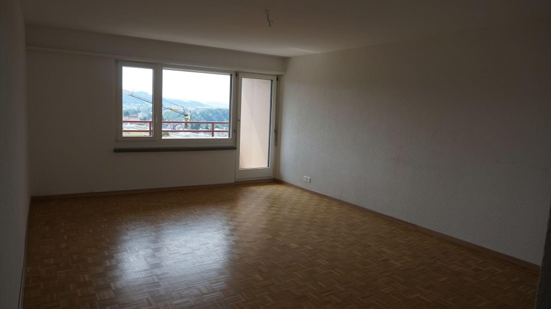 Miete: grosszügige, renovierte Wohnung