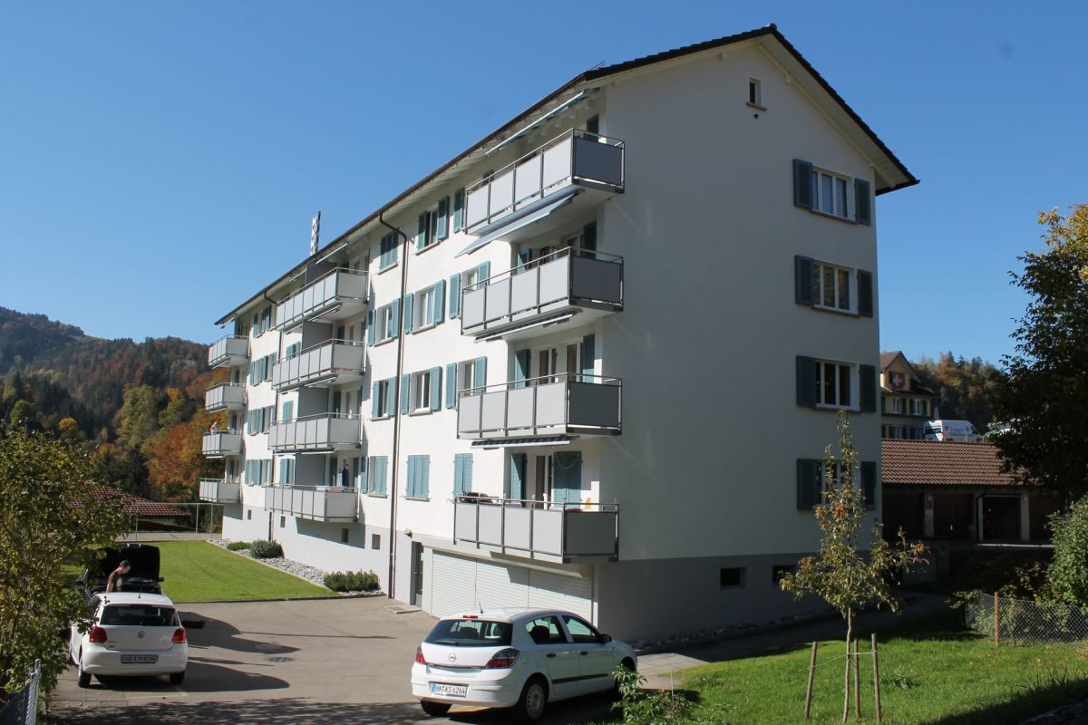 Mehrfamilienhaus Loretostrasse 69 in Lichtensteig