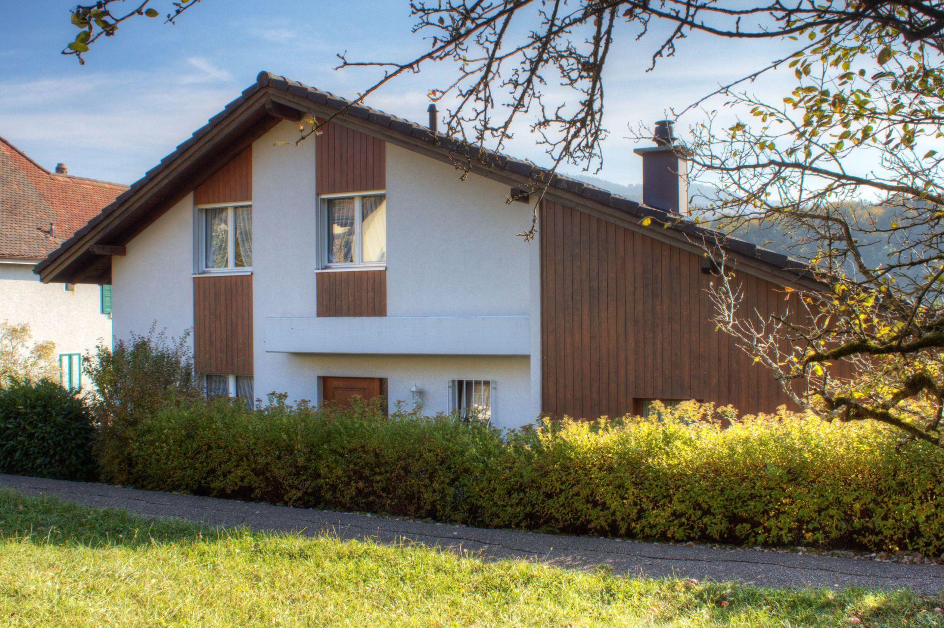Miete: Einfamilienhaus an ruhiger und sonniger Lage