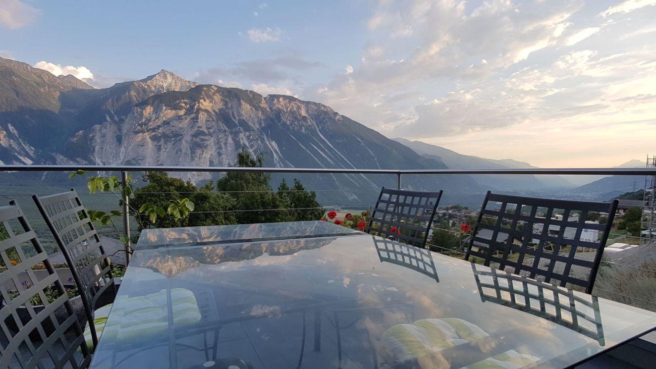 Die beste Aussicht auf das Rhonetal! - Luxury 778 Ltd